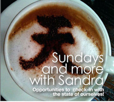 Sundays with Sandra and More